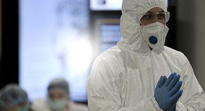 В России выявили 18856 случаев заражения коронавирусом COVID-19 за сутки