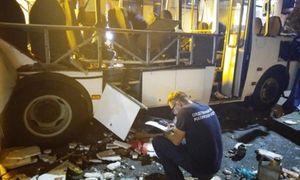 Озвучена новая версия взрыва в автобусе в Воронеже