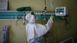 В России выявили 18780 случаев заражения коронавирусом COVID-19 за сутки