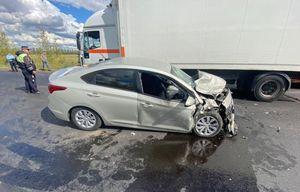 Семь человек пострадали в ДТП на трассе в Воронежской области