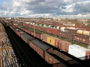 Погрузка на железной дороге в Курской области  составила более 15 млн тонн за 8 месяцев 2021 года