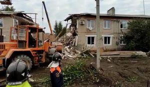 Число погибших при взрыве в доме в Липецке выросло до трех