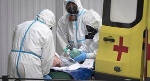 В России выявили 18554 случая заражения коронавирусом COVID-19 за сутки