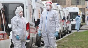 Минздрав предупредил граждан РФ о четвертой волне коронавируса COVID-19