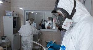 В России выявили 18841 случай заражения коронавирусом COVID-19 за сутки