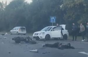 Под Ростовом в аварии разбился насмерть 35-летний мотоциклист