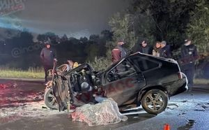 Три человека погибли в ДТП с двумя машинами в Кузбассе