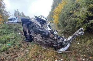 Три человека погибли в ДТП на трассе М-7 в Нижегородской области