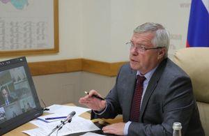 Губернатор Голубев заявил о начале четвертой волны коронавируса в Ростовской области