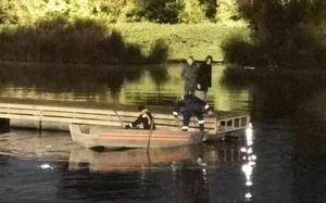 В Курске на озере Ермошкино едва не утонули двое школьников