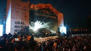 Клава Кока и Вадим Самойлов выступят на музыкальном фестивале Ural Music Night-2021