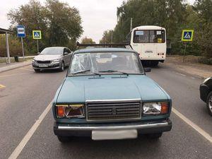 В Воронеже пенсионер на ВАЗе сбил 19-летнего парня