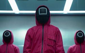 Южнокорейский сериал «Игра в кальмара» занял первое место в топе Netflix